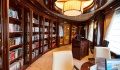 Majestic Princess library