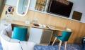 Mein Schiff 1 Neu Himmel & Meer Suite living area