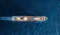 Mein Schiff Herz aerial view