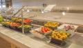 Meraviglia buffet example