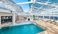 MSC Bellissima Yachtclub Pool