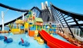 MSC Preziosa aqua park for kids