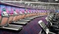Nieuw Statendam fitness tread mills
