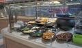Nieuw Statendam lido market buffet