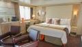 Nieuw Statendam suite bedroom area