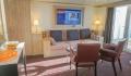 Nieuw Statendam suite living room area