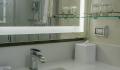 Nieuw Statendam veranda stateroom bathroom