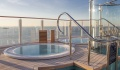 Norwegian Encore pool deck