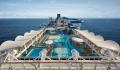 Norwegian Joy Poolbereich