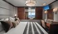 Norwegian Sky suite bedroom