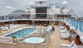 Oceania Marina pool deck