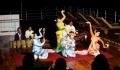 Paukan 2007 - Traditioneller Tanz auf dem Sonnendeck