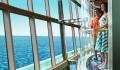 Radiance of the Seas glas elevator