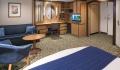 Radiance of the Seas Junior Suite