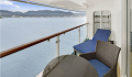Radiance of the Seas Owner Suite Balkon