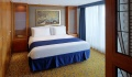 Radiance of the Seas royal suite bedroom