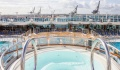 Royal Princess Fountain Pool whirlpool