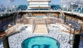 Royal Princess Fountain Pool