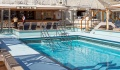 Royal Princess adults only pool area