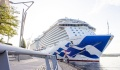 Royal Princess shipview