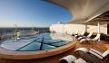 Seabourn Odyssey spa terrace