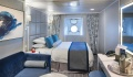 Sirena Oceanview stateroom with porthole
