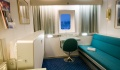 Vesteralen polar ocean view stateroom single beds