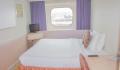 Zenith Außenkabine Doppelbett