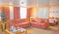 Zenith Suite Wohnbereich