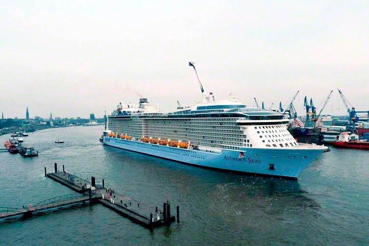 MS Anthem Of The Seas Royal Caribbean - Anthem of the seas cruises