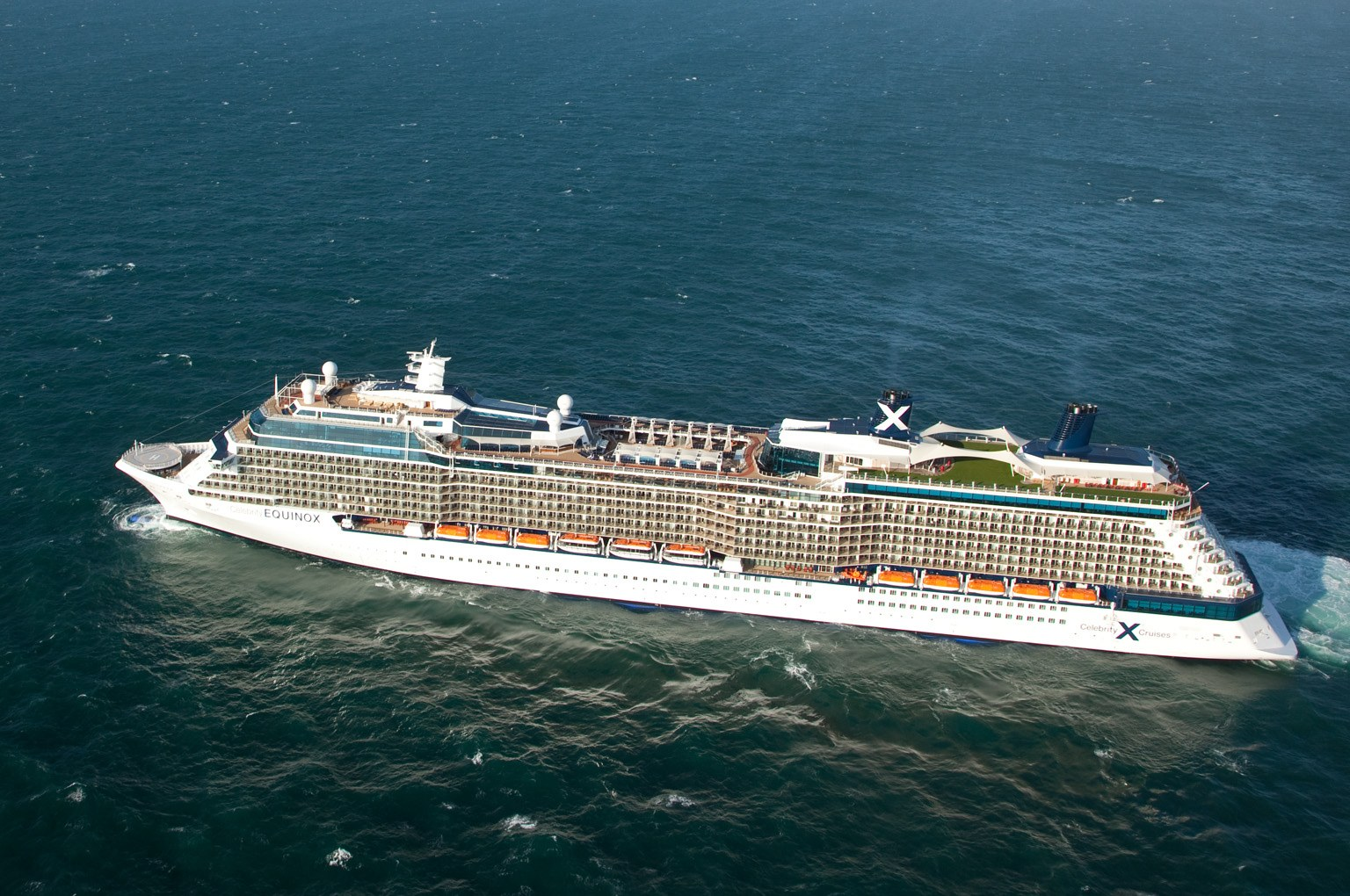 CELEBRITY EQUINOX Current Position ( - DUAL TRACKING ...