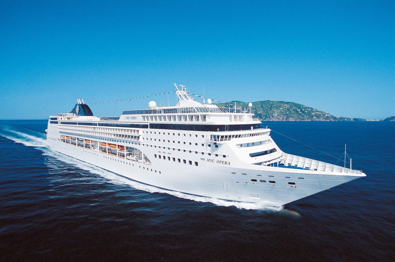 MSC Opera Cruise Ship | Reviews - Itineraries - Images