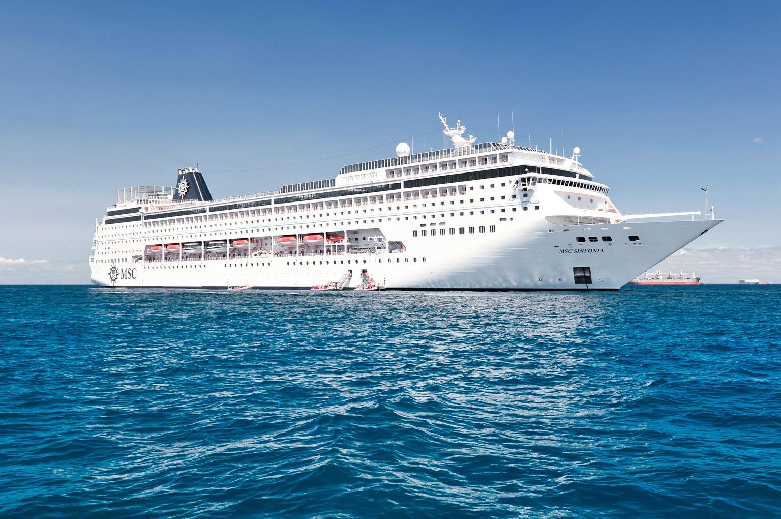 Msc Sinfonia Msc Cruises
