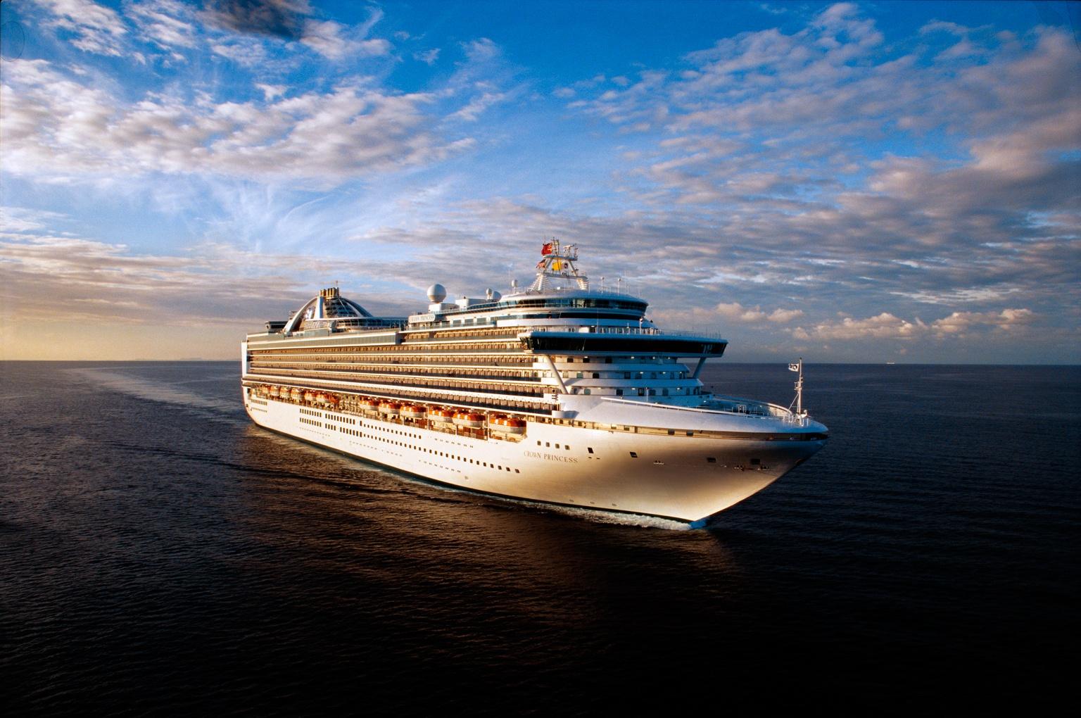 Fullscreen MS Crown Princess Princess Cruises