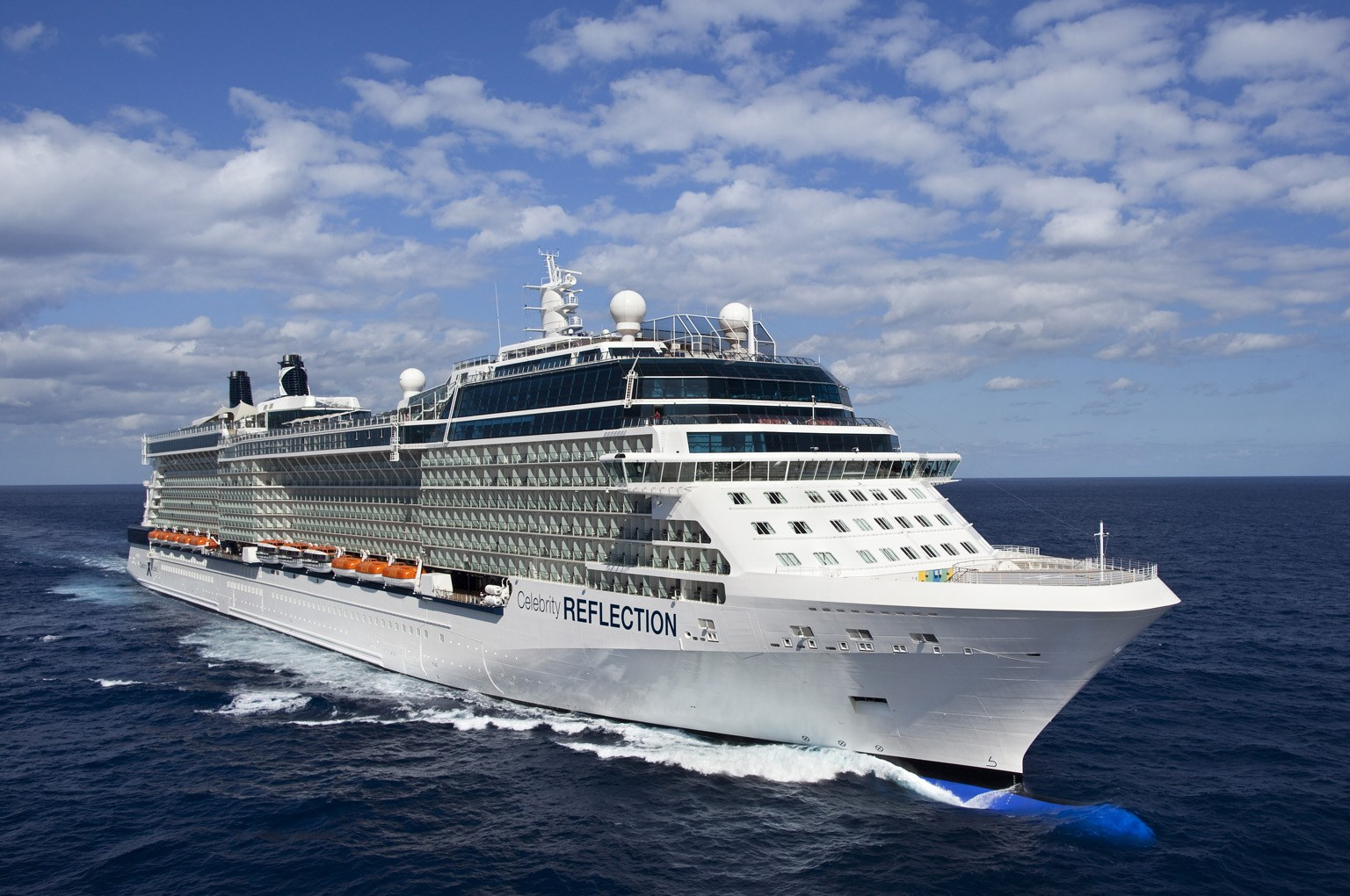 Celebrity Reflection Cruise Ship from Celebrity Cruise Line