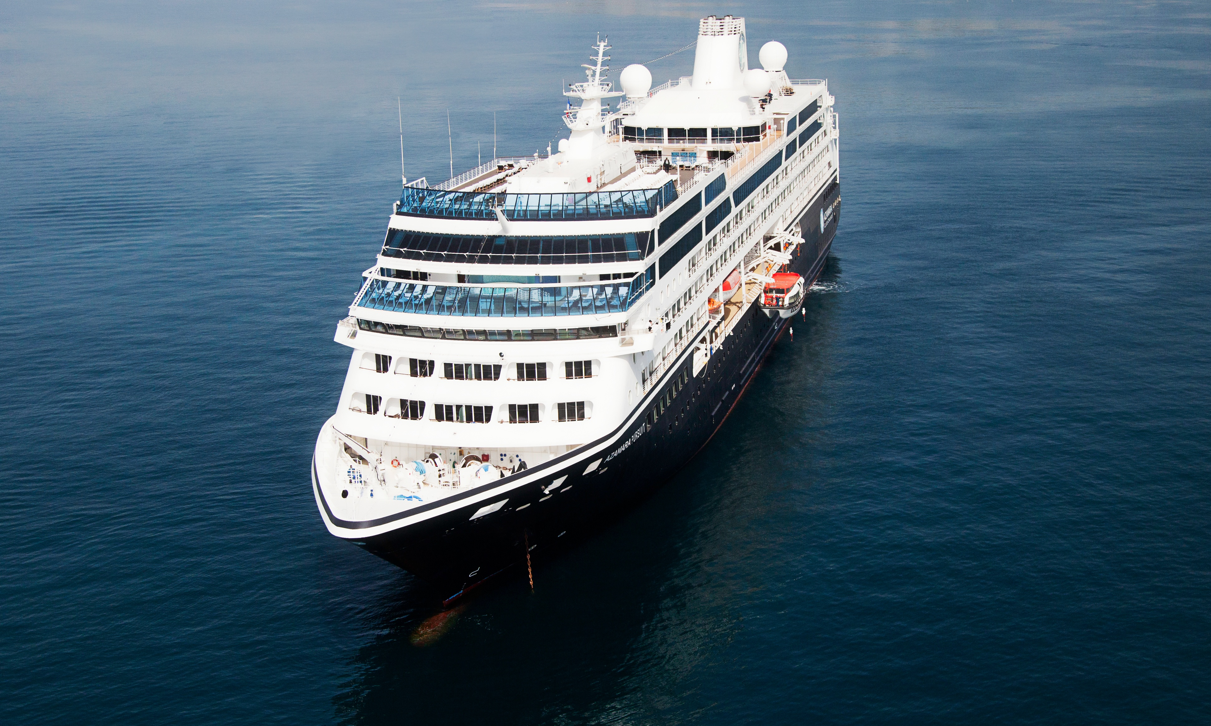 Eastern Mediterranean Cruise with Azamara Pursuit on 29/06/2019