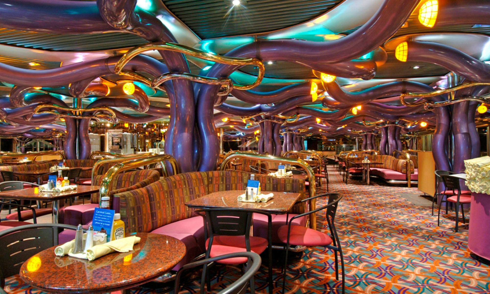 Ms Carnival Inspiration Carnival Cruise Line