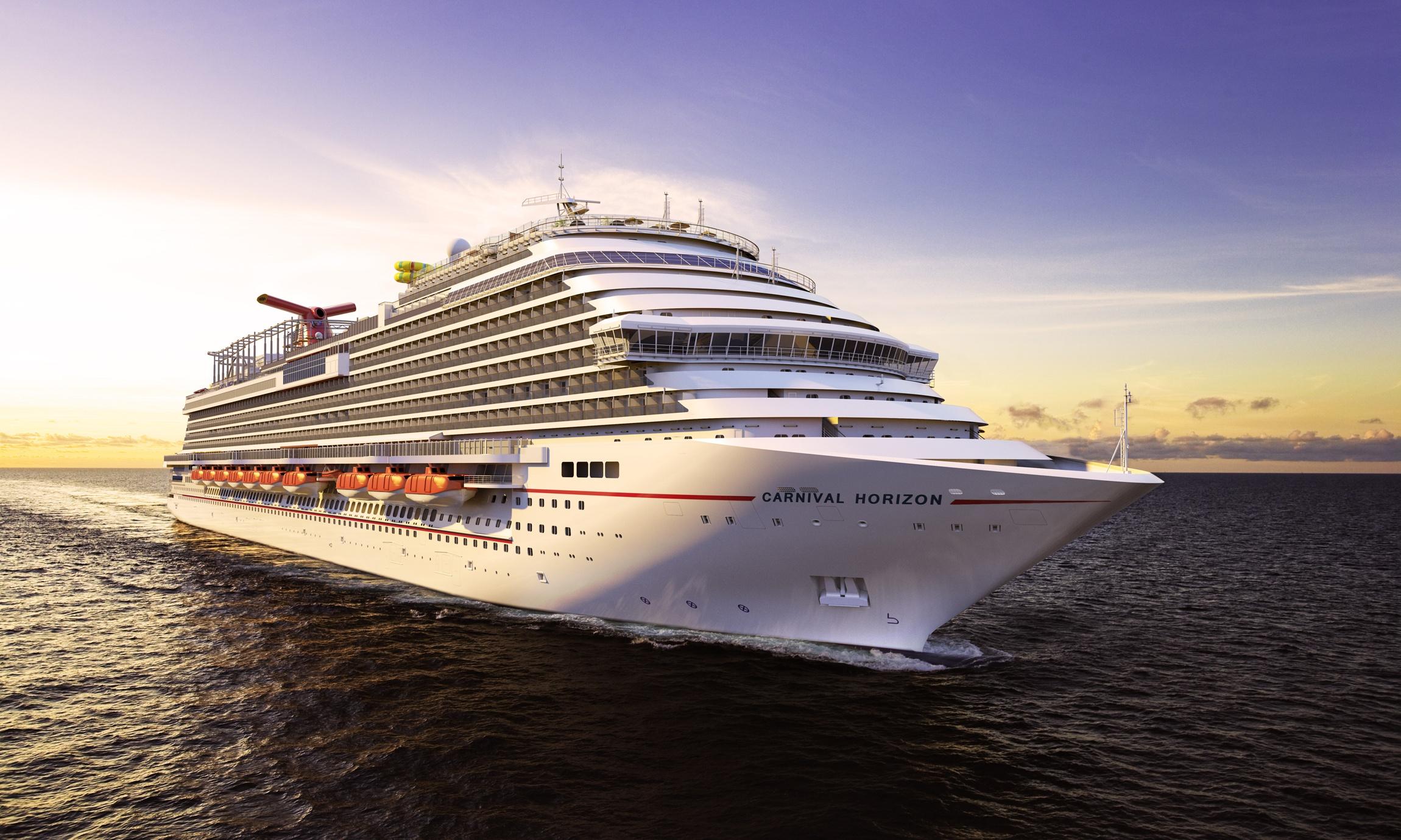 MS Carnival Horizon Carnival Cruise Line