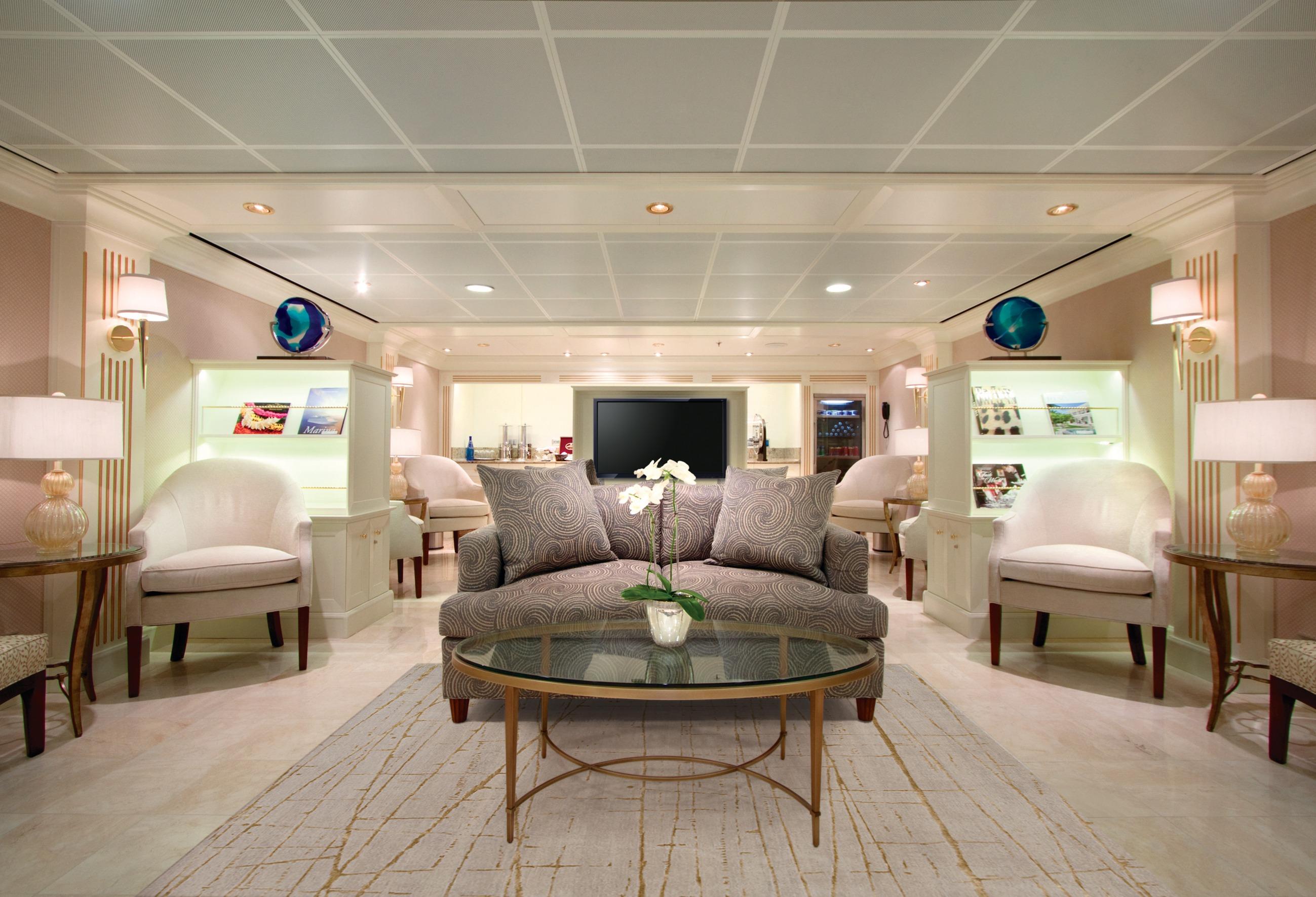 Penthouse Floor Plan Ms Oceania Riviera Oceania Cruises