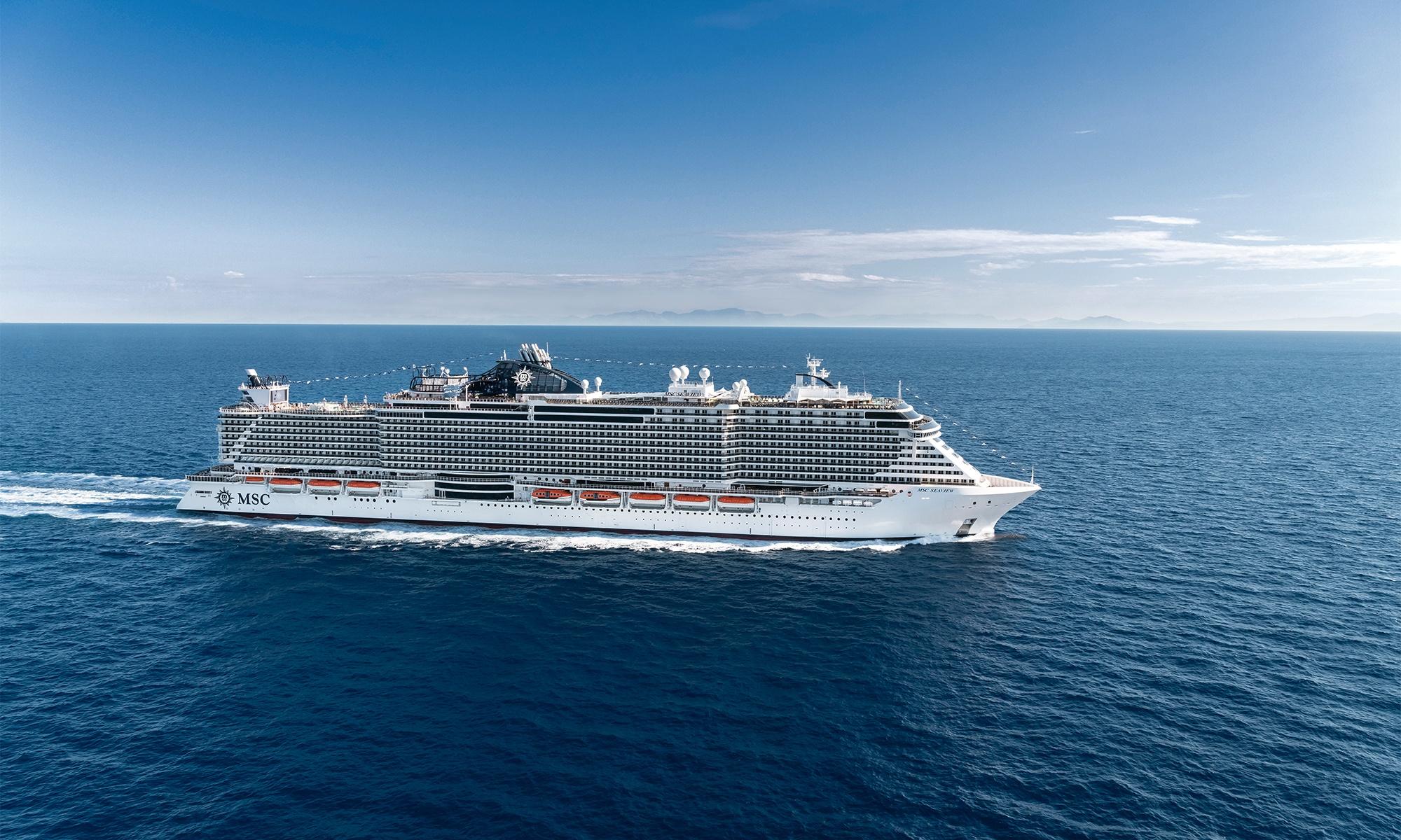 MSC Seaview Cruise Ship Reviews & Itineraries