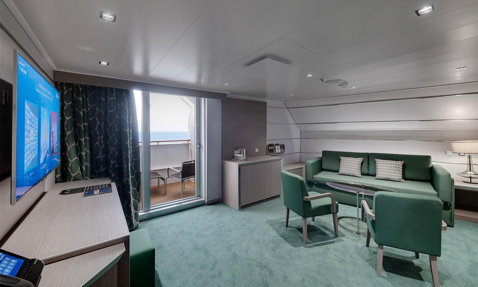 Msc Seaview Cruise Ship Reviews Amp Itineraries