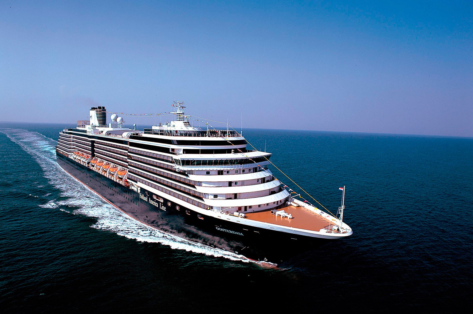 MS Oosterdam Holland America Line - Best holland america cruise ship