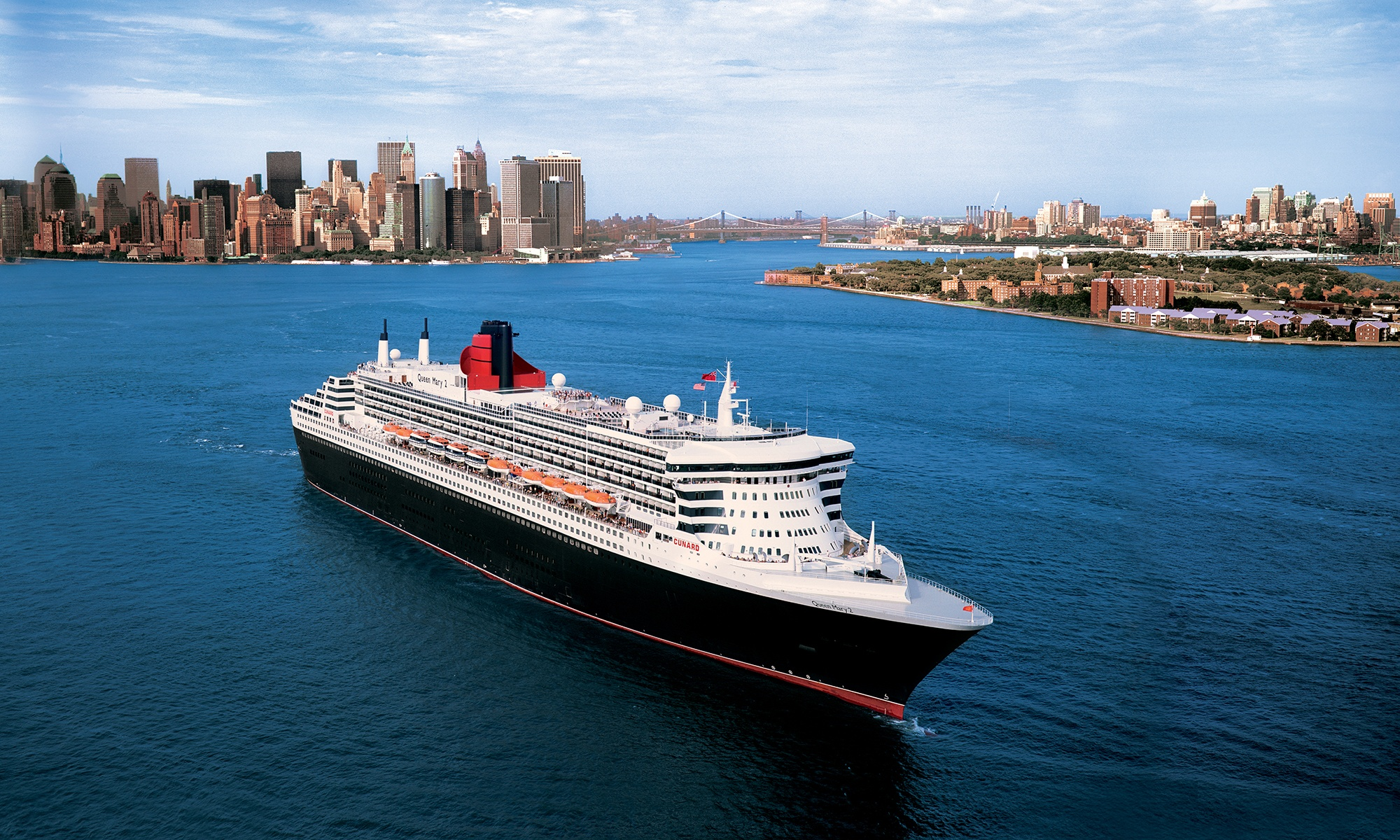 rms queen mary 2 cunard line. Black Bedroom Furniture Sets. Home Design Ideas