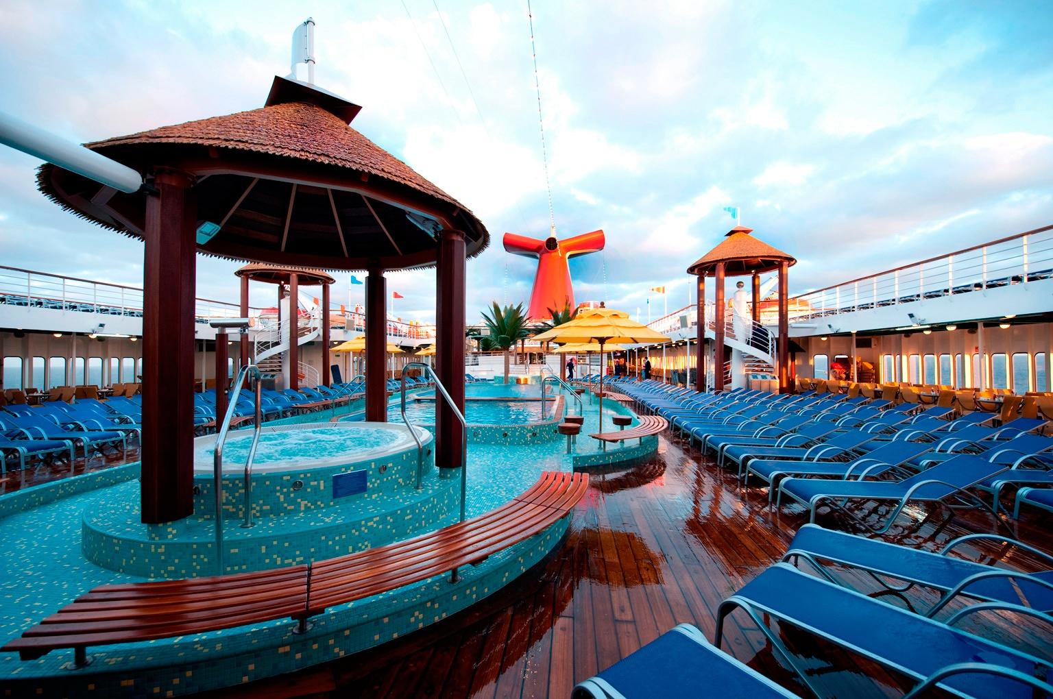 Ms Carnival Sensation Carnival Cruise Line