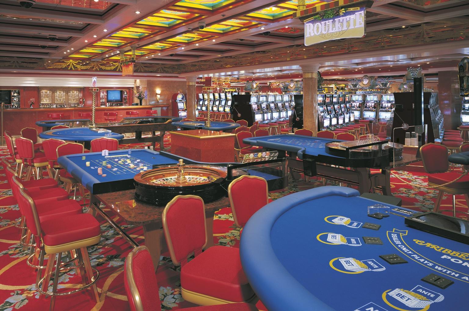 Cruise Casinos