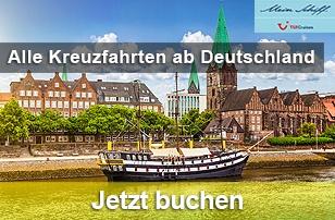 TUI Cruises Kreuzfahrten ab Deutschland
