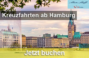 TUI Cruises Kreuzfahrten ab Hamburg