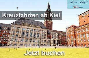 TUI Cruises Kreuzfahrten ab Kiel