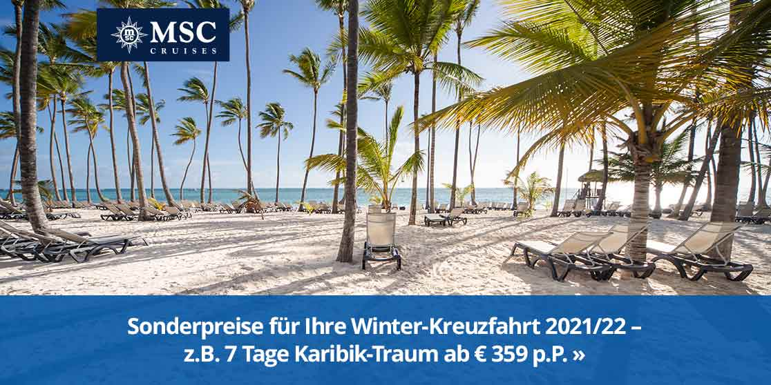 KW 18 MSC WinterSpecial Sonderpreise Special 717