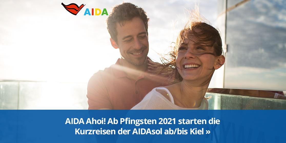KW 19 AIDA Kurzreisen AIDAsol ab/bis Kiel